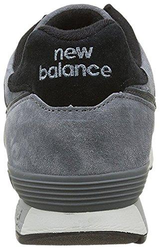 New Balance , Baskets mode pour homme gris gris/noir