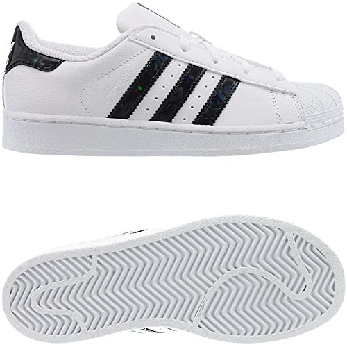 Superstar C Enfant Sportives adidas nbsp;Chaussures Negbas Ftwbla nbsp;– Unisexe Blanc Ftwbla dAwWpq