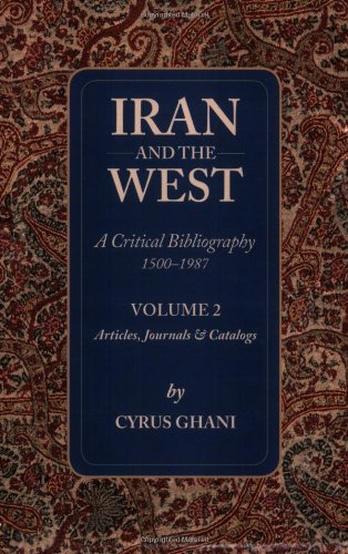 Iran and the West (Volume 2) ebook