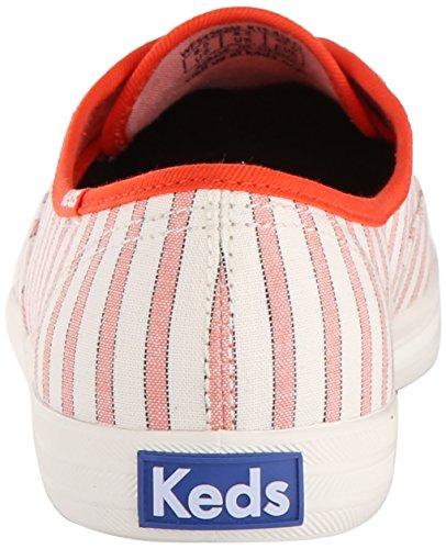 Stripe Fashion Champion Women's Keds Cabana Coral Sneaker 1qwFp8R