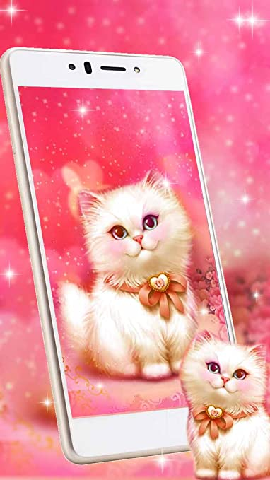 2d5e68d7d Amazon.com: Kawai Cute Kitty Live Wallpaper: Appstore for Android