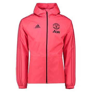adidas Herren Manchester United Regenjacke: : Sport