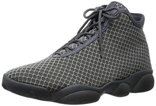 Nike Men s Jordan Horizon Ankle-High Fabric Basketball Shoe