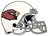 NFL Arizona Cardinals Outdoor Small Helmet Graphic Decal