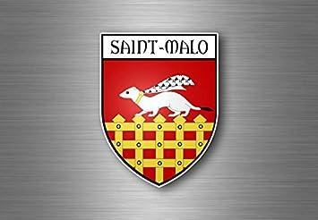 Akacha Aufkleber Sticker Autoaufkleber Wappen Schild Flagge