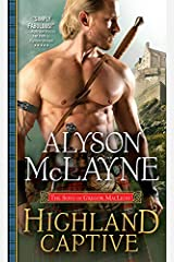 Highland Captive (The Sons of Gregor MacLeod Book 4) Kindle Edition