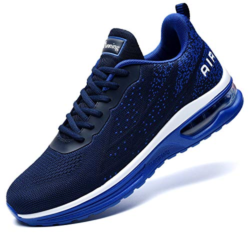 QAUPPE Mens Air Running Shoes Athletic Trail Tennis Sneaker (US7-12.5 D(M)… 1