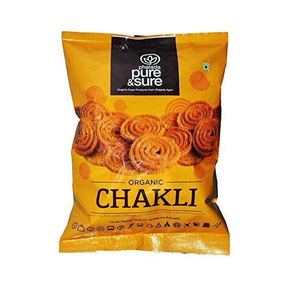 Pure & Sure Organic Chakli, 200g