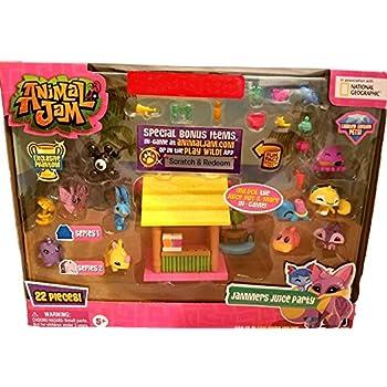 Amazon.com: Animal Jam Princess Castle Den With Limited ...