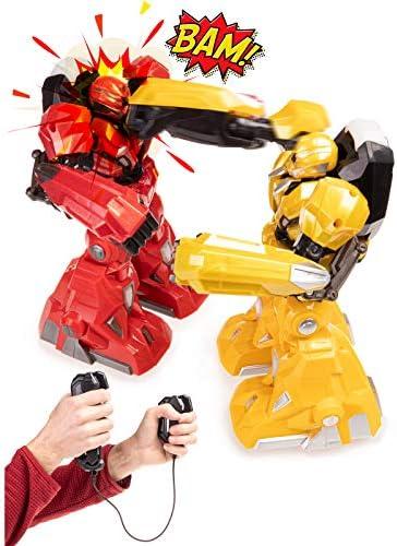 Amazon.es: JUGUETRÓNICA- Robofighter Game, Multicolor (JUG0119)