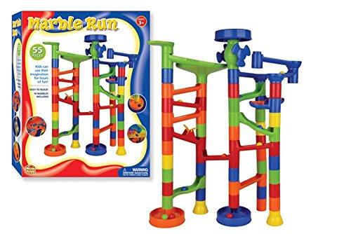WowToyz Marble Run - 55-Piece Playset from WowToyz