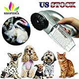 Pet Grooming Dog Cat Hair Cordless Vacuum Cleaner Hair Remover Pet Supplies by ShopIdea