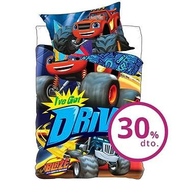 Nickelodeon Funda Nordica Blaze Monster Machine 150 x 220 cm