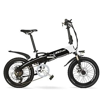 """G660 48V 10Ah Hidden Battery 20 """"Bicicleta de montaña eléctrica plegable, 240W Motor"""