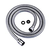 11 4 hose - Purelux Stainless Steel Shower Hose Universal Replacement 59 Inch (4'11