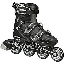Roller Derby Boy's V-Tech 500 Button Adjustable Inline Skate