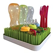 Kuddly Kids Baby Bottle Drying Rack- Our BPA FREE Countertop Dryer Rack Makes sure all your Baby Bottles, Sippy Cups, Nipples and Baby Dishes are Dried Sanitarily