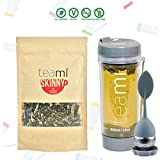 DETOX TEA for a Teatox & Weight Loss – 30 Day Supply to get Fit – Skinny by Teami Blends – Best to Help Boost Metabolism and Reduce Bloating – 100% Natural Appetite Suppressant (Kit, Grey) For Sale