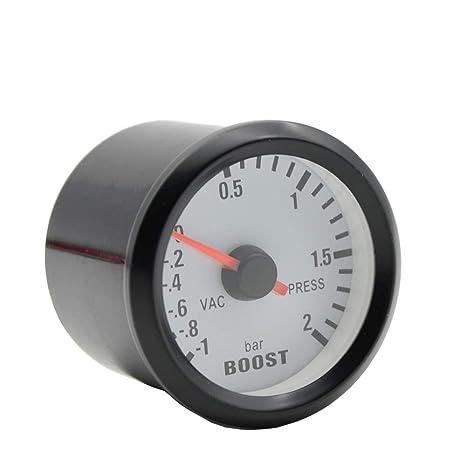 Dove agganciare un misuratore di vuoto