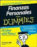 Finanzas Personales Para Dummies (Spanish Edition)