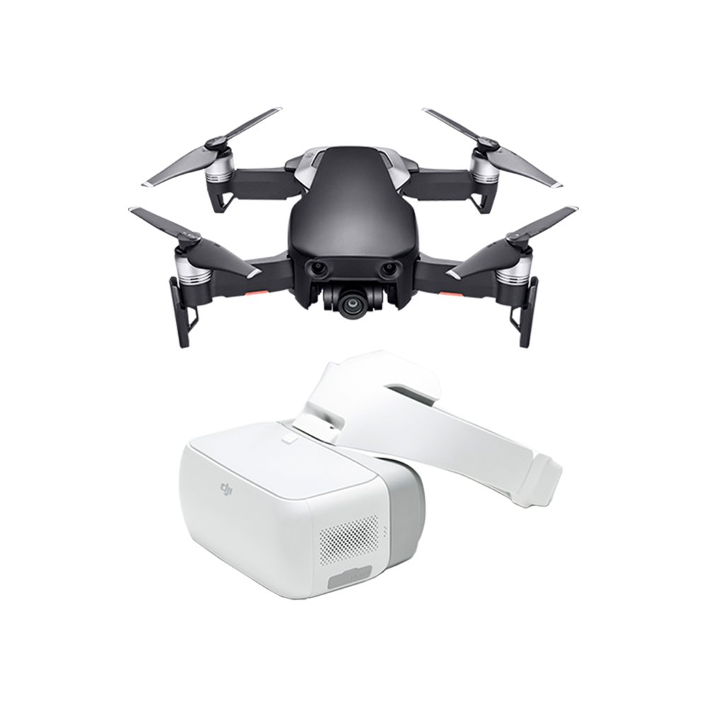 DJI Mavic Air Fly More Combo, & DJI Goggles