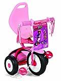 Radio Flyer Girls Fold 2 Go Trike, Pink