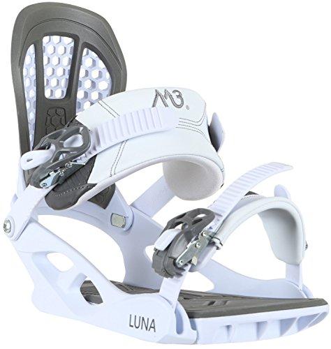 M3 Luna Snowboard Bindings Womens