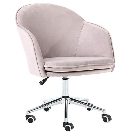 Amazon.com: Fubas - Sillón de terciopelo, silla de oficina ...