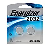 Energizer 2032BP-2 Energizer Lithium 2032 Battery, 2 Count, 0.01 kg