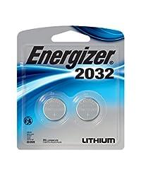 Energizer 2032BP Litio 3V batería no-recargable - Pilas (Litio, Button/coin, 3 V, CR2032, Plata)