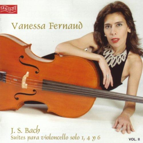 para Violoncello Solo Nº I: Sarabande: Vanessa Fernaud: MP3 Downloads