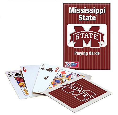 Mississippi State Playing Cards ()