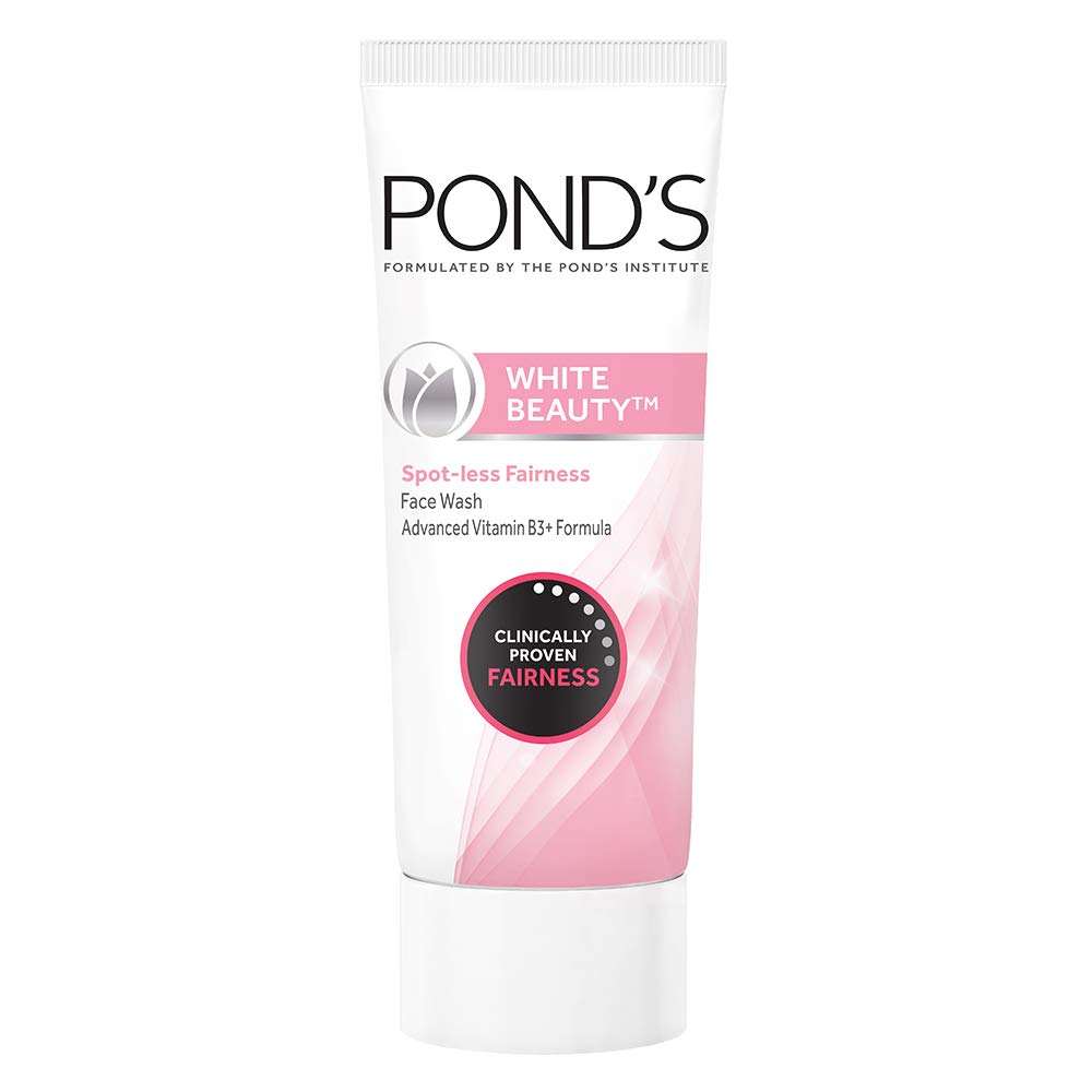 Pond's White Beauty Spot Less Fairness Face Wash, 200 g product image