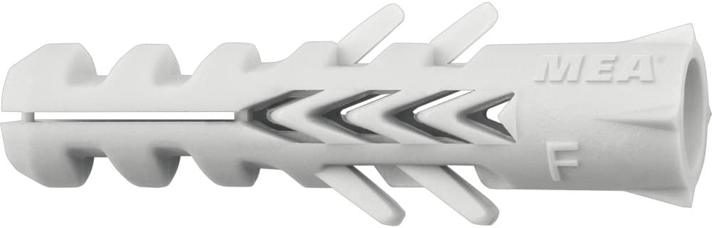Apolo Mea D/übel F 6 mm Nylon 100 Stck