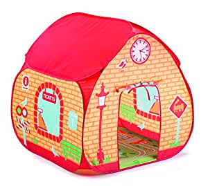 Amazon Com Childrens Pop Up Play Tent Designed Like A