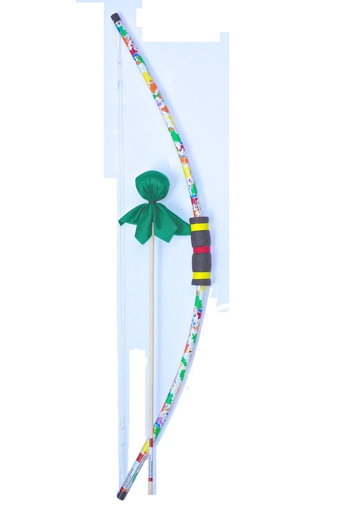 Two Bros Bows Splash Bow with Green Arrow Archery Toy Set