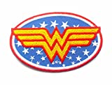 iron on company logo - Wonder Women LOGO sew iron on Patch Badge Embroidery (2.5