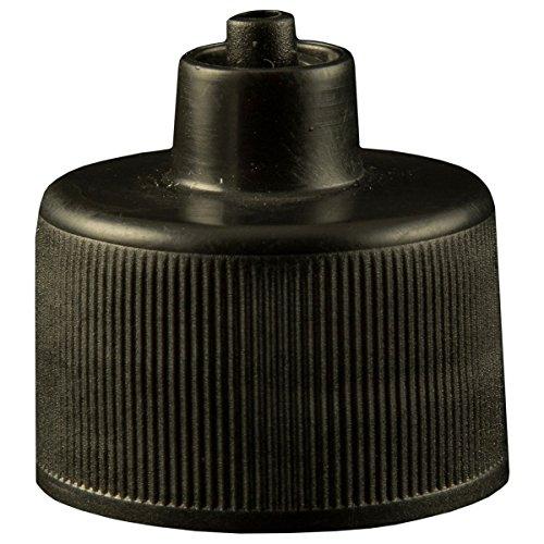 Jensen Global JGC-24410-10 8 oz Luer Lock Bottle Cap Bag of 10