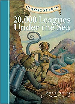 Image result for 20,000 leagues under the sea abridged