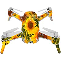 Skin For Yuneec Breeze 4K Drone – Sun Spots | MightySkins Protective, Durable, and Unique Vinyl Decal wrap cover | Easy To Apply, Remove, and Change Styles | Made in the USA