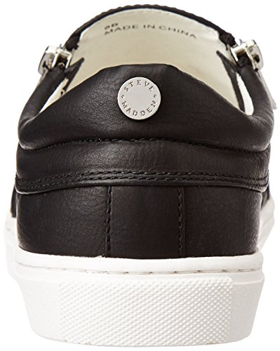 Steve Madden Womens Ellias Fashion Sneaker Zwart