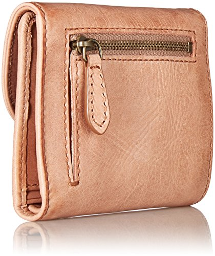 FRYE Women's Melissa Medium Snap Wallet, Dusty Rose, One Size by FRYE (Image #2)