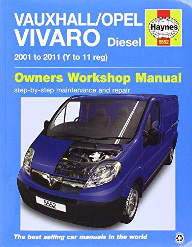 Vauxhall / Opel Vivaro Van - Vauxhall Vans