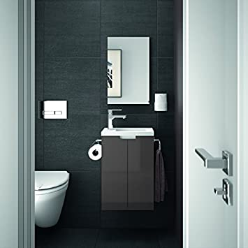 ALLIBERT Badmöbel Gäste-WC Set vormontiert: Amazon.de: Elektronik