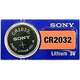 Sony 2032 CR2032 3 V Bouton Au Lithium