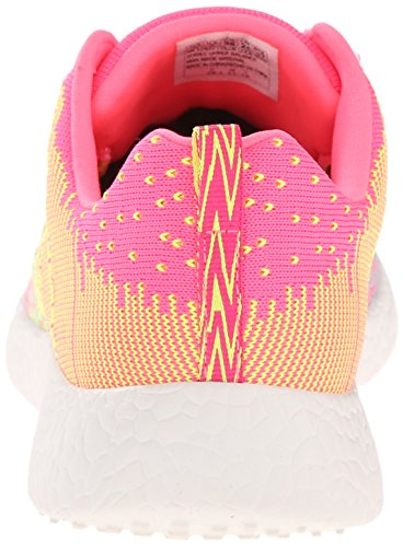 Multi Hot Burst Skechers Pink Women's Ellipse Sport Fashion Sneaker w1qP8H4x