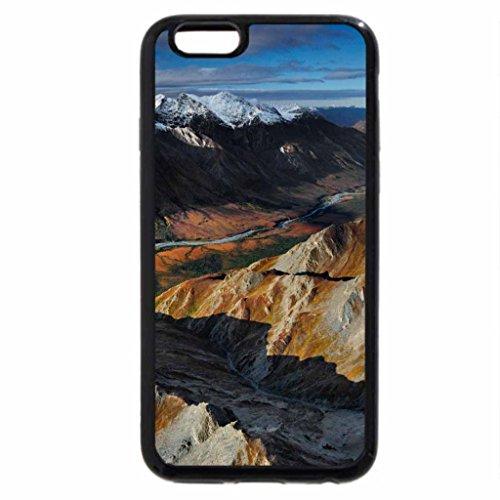 iPhone 6S / iPhone 6 Case (Black) Tinayguk River