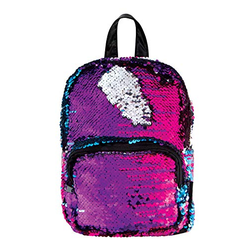 Style.Lab by Fashion Angels Magic Sequin Mini Backpack - (Small Sequin)