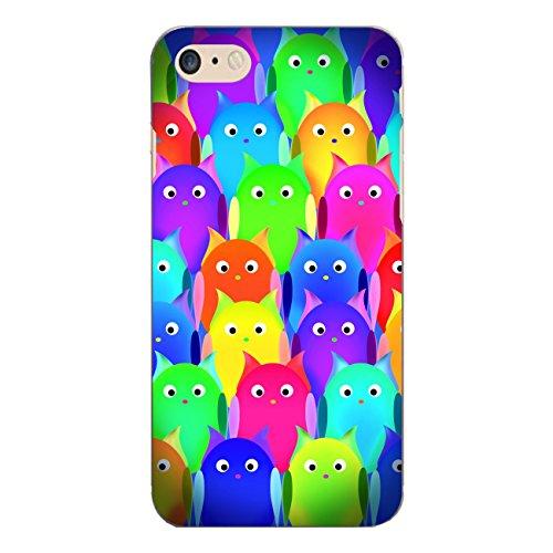 """Disagu Design Case Coque pour Apple iPhone 7 Housse etui coque pochette """"Owls Group"""""""
