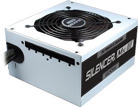 PC Power & Cooling Silencer Series 500 Watt (500W) 80+ Bronze Semi-Modular Active PFC Industrial Grade ATX PC Power Supply 3 Year Warranty PPCMK3S500 FirePower Technology